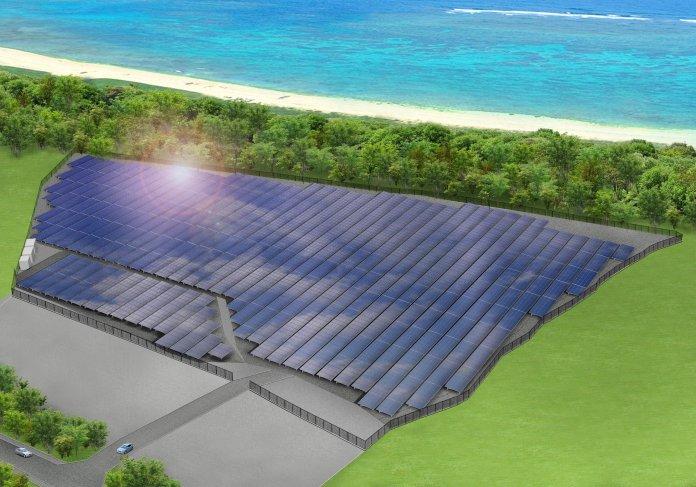石垣島に2MW出力の太陽光発電所が稼働へ